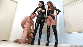 Boot Whore Licks it Up Mp4
