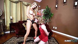 Milked By Step Mommy (Strap-On Pt 4)